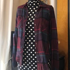 Tops - Abercrombie and Fitch Flannel XS